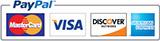Icona PayPal/Carte di credito