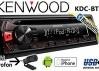 Autoradio Kenwood KDC-BT35U Bluetooth e Vivavoce. Completo!